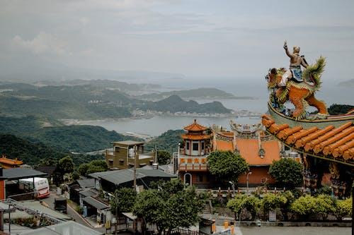 Darmowe zdjęcie z galerii z architektura, architektura azjatycka, architektura chińska, atrakcja turystyczna
