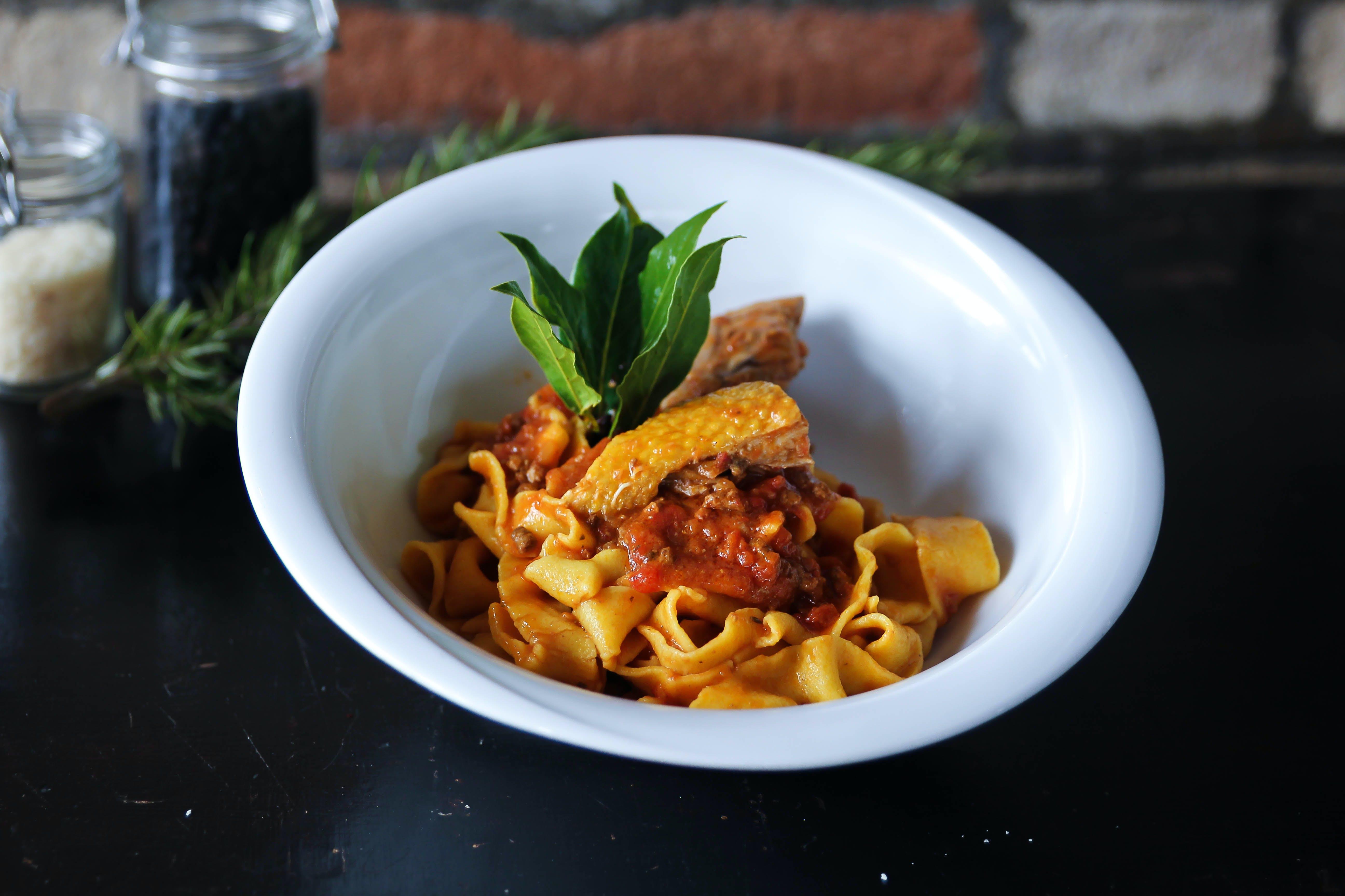 Free stock photo of fresh pasta, italian dish, Italian food, pasta