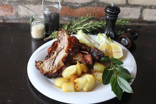 イタリア料理, フード, 子羊の無料の写真素材