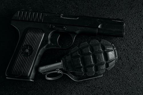 Бесплатное стоковое фото с Пистолет