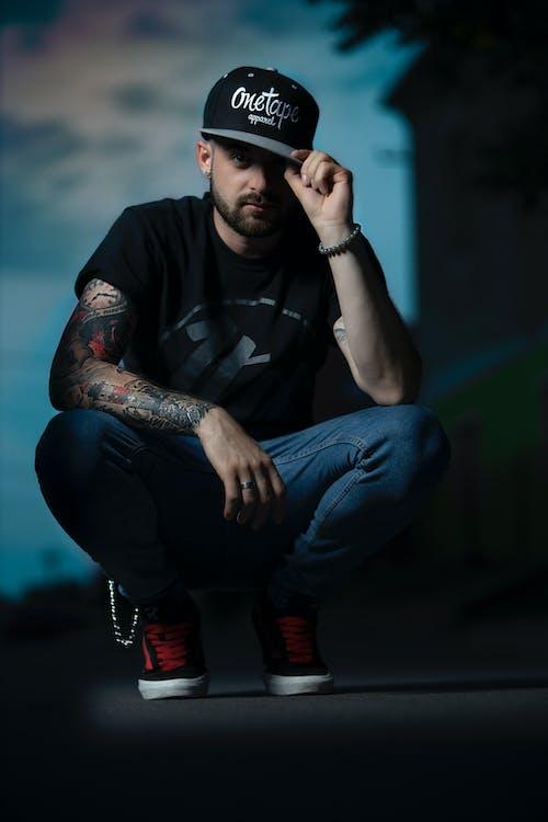 Ingyenes stockfotó #models, 20-25 éves férfi, Férfi, portré témában