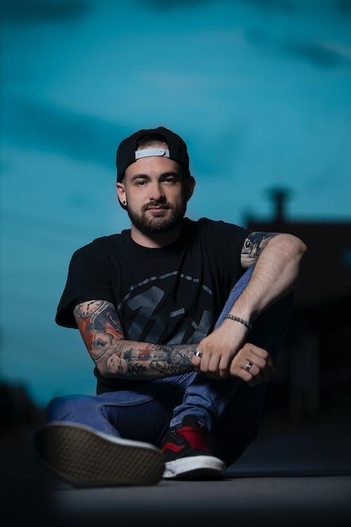 Ingyenes stockfotó 20-25 éves férfi, Férfi, költemény, Szlovákia témában