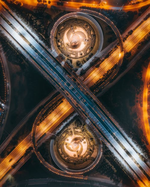 Fotobanka sbezplatnými fotkami na tému architektúra, autá, cesta, cestovať