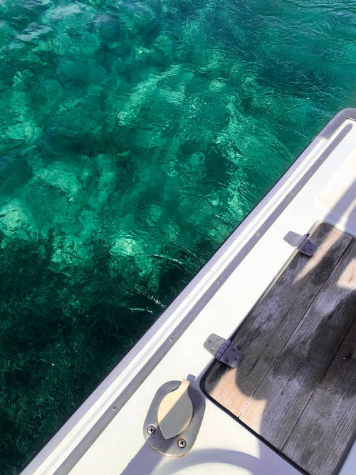 Gratis lagerfoto af båd, bølger, close-up, dagslys