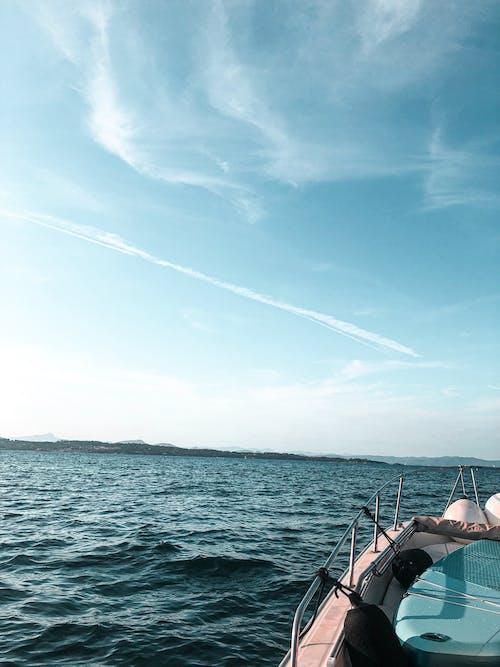 açık hava, boş zaman, bulutlar, dalgalar içeren Ücretsiz stok fotoğraf