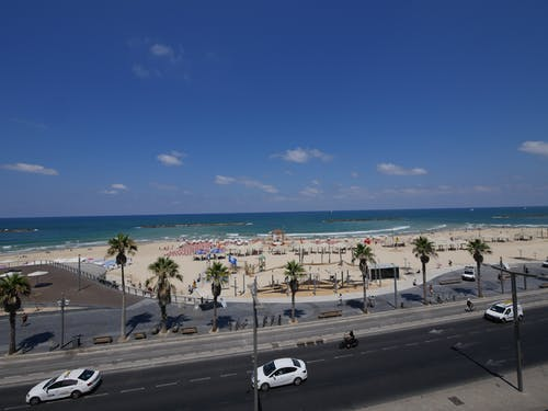 Free stock photo of Israel, shore, tel aviv