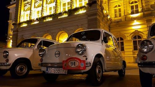 Imagine de stoc gratuită din alb, automobil, mașină de epocă