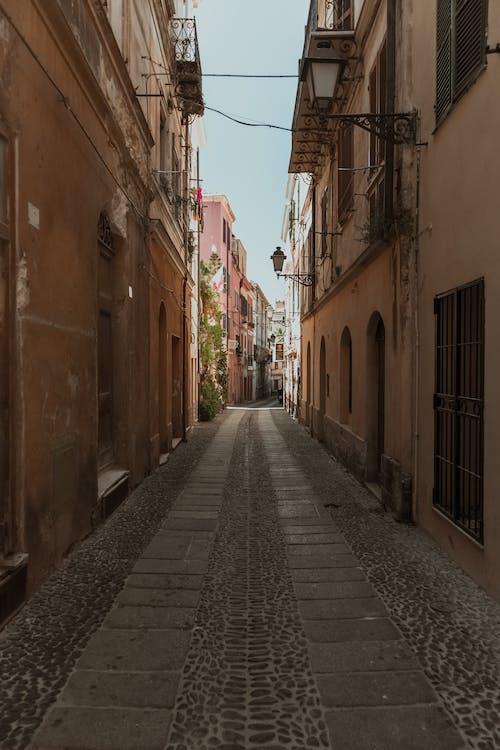 Imagine de stoc gratuită din alee, arhitectură, cale pavată, clădiri
