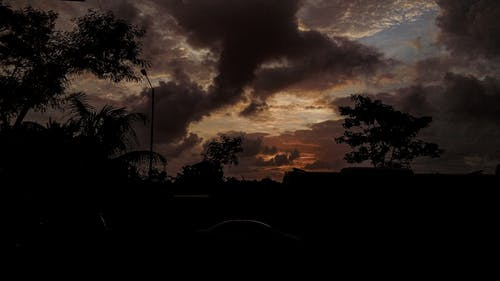 Immagine gratuita di astratto, cieli nuvolosi, cielo di sera, cielo drammatico