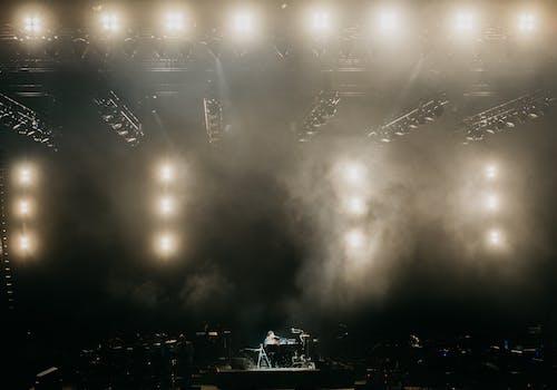 光秀, 光線, 唱歌, 夜燈 的 免費圖庫相片