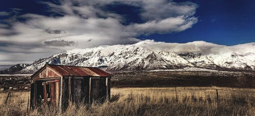 Scenic Photo Of Snow Capped Mountains During Daytime