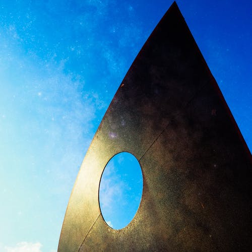 不朽的雕塑, 強度, 極簡主義 的 免费素材图片
