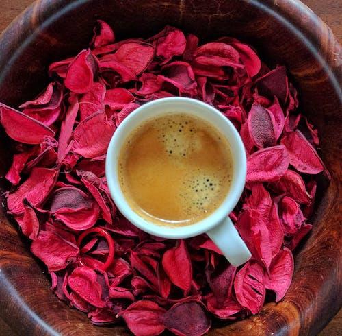 Gratis stockfoto met espresso shot, koffie, potpourri