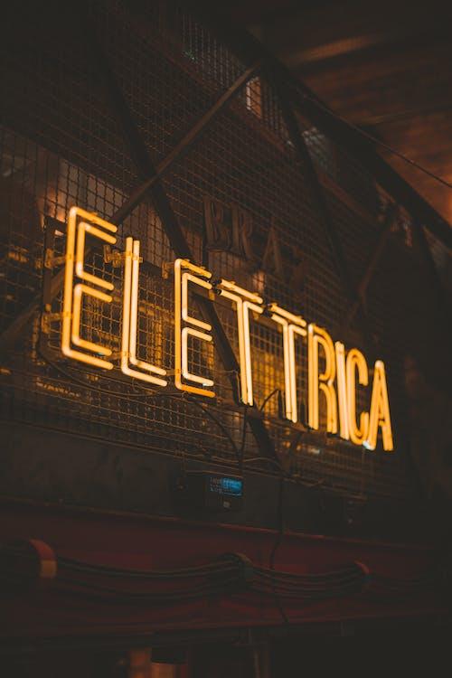 Elettrica Led Signage