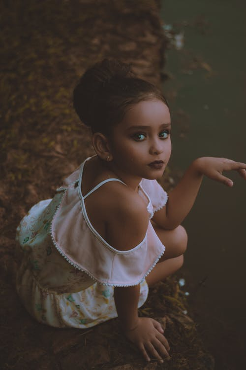 兒童, 可愛, 可愛的, 女孩 的 免费素材照片
