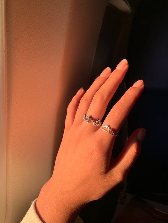 งู, มือ, แหวน