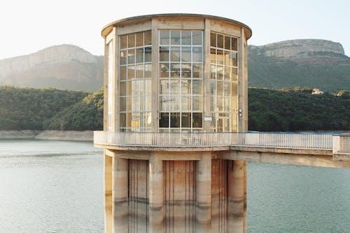 Kostnadsfri bild av arkitektur, bro, byggnad, byggnadsexteriör