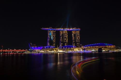 คลังภาพถ่ายฟรี ของ มาริน่าเบย์แซนด์, สิงคโปร์