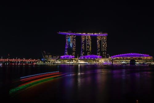 Gratis lagerfoto af Marina Bay Sands, Singapore