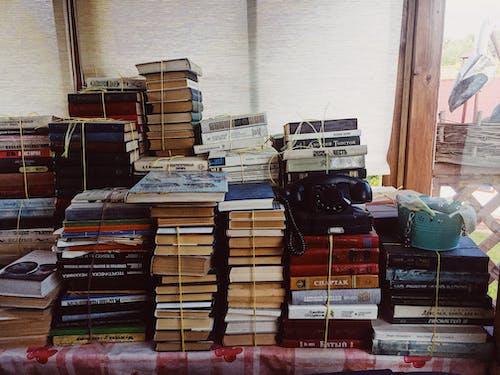 Základová fotografie zdarma na téma knihy, staré knihy