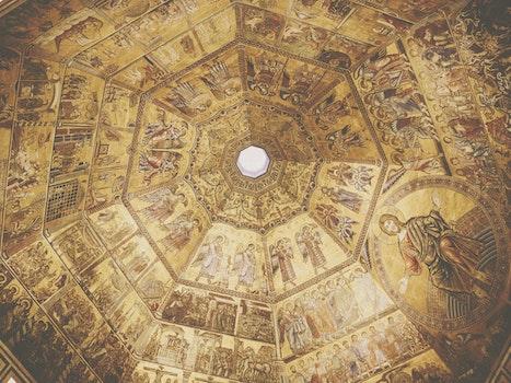 Free stock photo of italy, top, church, religion