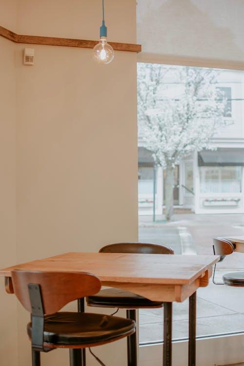 Gratis arkivbilde med bord, dagslys, design, glass