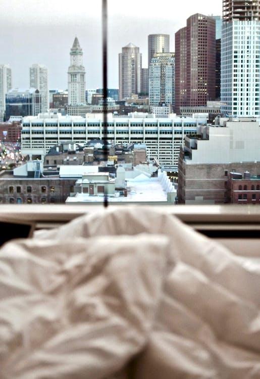 ガラスの窓, コンテンポラリー, シティ