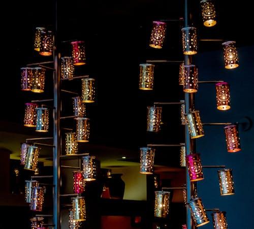 燈具, 獨特 的 免费素材照片