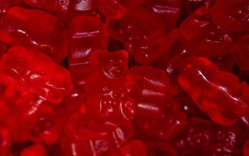 gummi 熊, 甜, 甜食, 糖果 的 免费素材照片