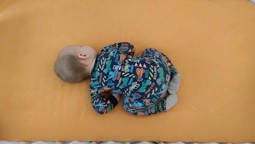 Free stock photo of asleep, baby, crib, nursery