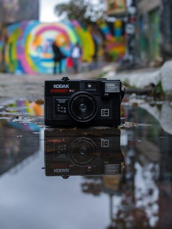 analog, antichitate, aparat de fotografiat vechi