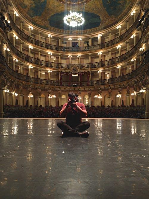 Free stock photo of ballet, opera house, photoshop
