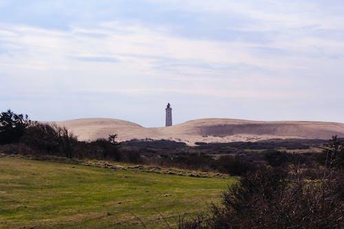 Foto stok gratis Denmark, gurun pasir, mercu suar, pantai