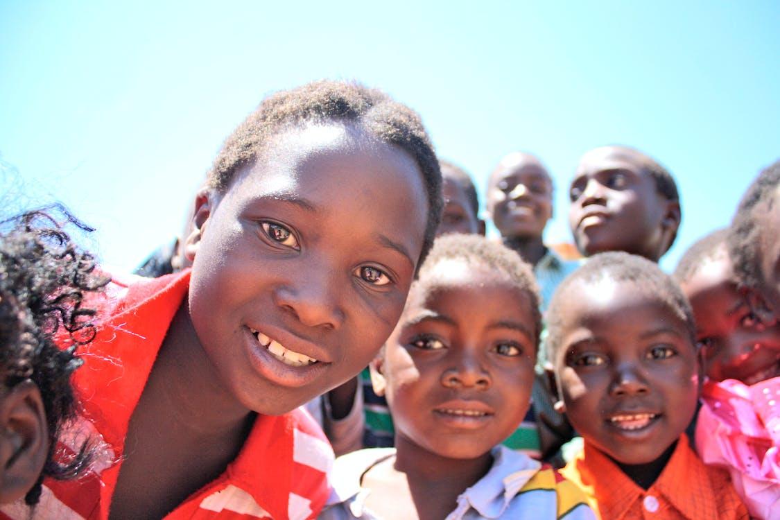 a l'aire lliure, adorable, Àfrica