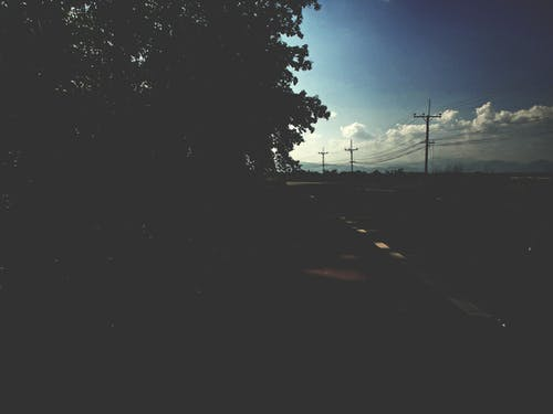 Free stock photo of country road