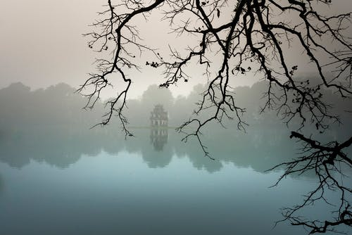 Photo Of Foggy Lake
