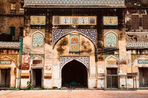 Fotos de stock gratuitas de antiguo, árabe, arco, arquitectura
