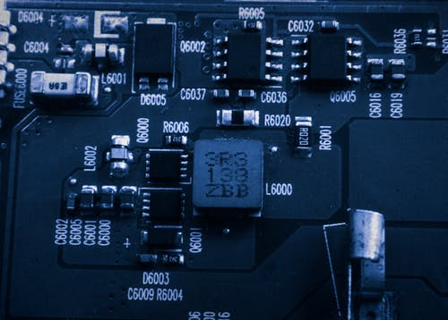 Základová fotografie zdarma na téma desky, dioda, kondenzátory, odpor