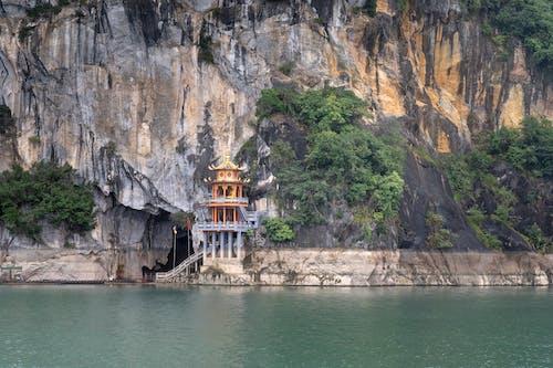 강, 건축, 건축 양식, 경치의 무료 스톡 사진