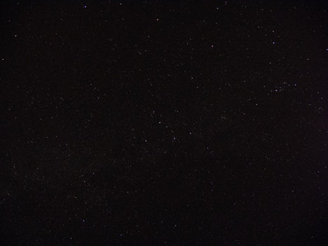 Free stock photo of sky, night, stars, universe