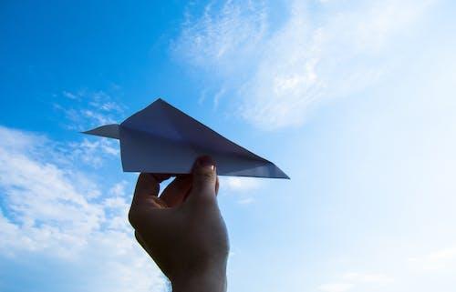 ハンド, フライト, 投げの無料の写真素材