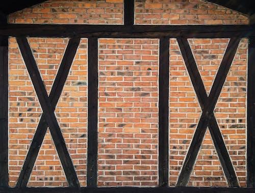 Kostenloses Stock Foto zu architektur, architekturdesign, außen, backstein