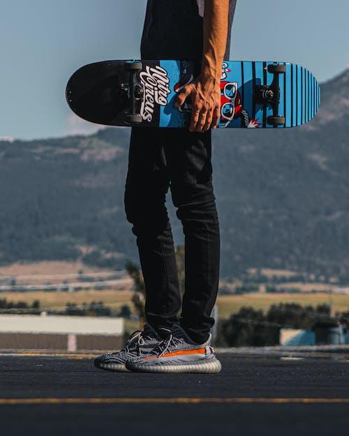 Free stock photo of adidas, dark, fashion, hype