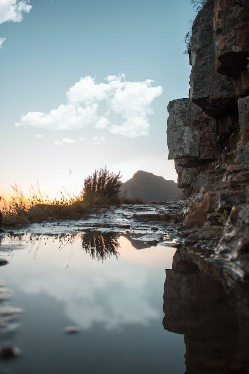 Бесплатное стоковое фото с вид, вода, геологическое образование, дневной свет