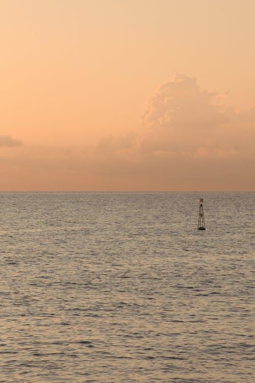 Free stock photo of calmness, dreamy, horizon, morning light