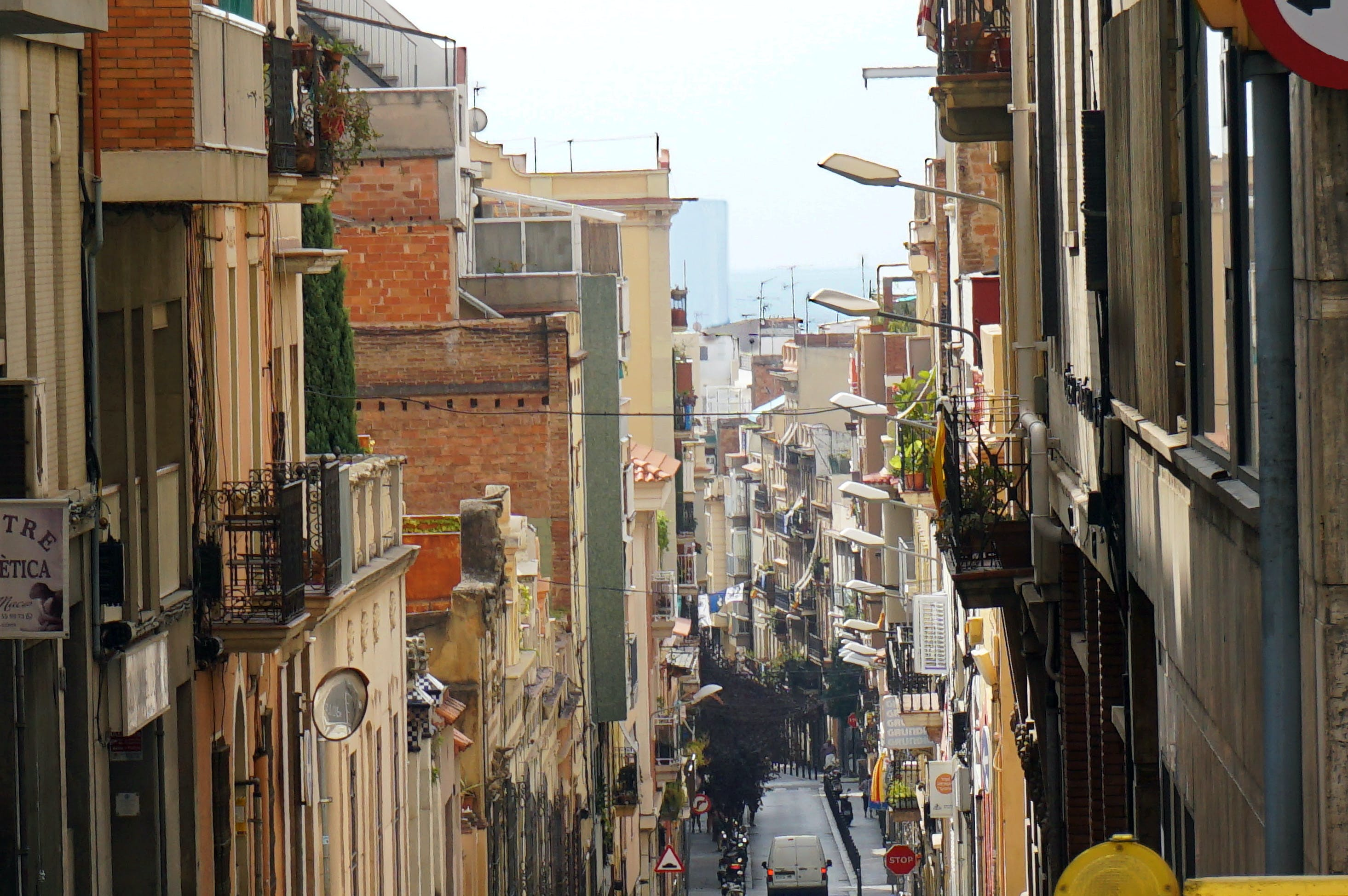 Free stock photo of andalusia, barcelona, city view, spain