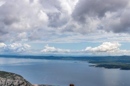 Foto d'estoc gratuïta de mar adriàtic, núvols, paisatge
