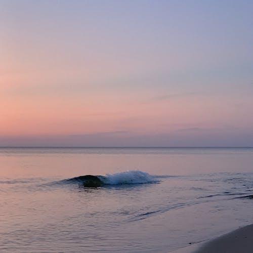 Бесплатное стоковое фото с Балтийское море, вид, вода, голубой
