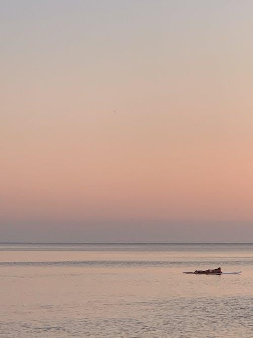 夏天, 夏季, 天空, 日落 的 免費圖庫相片