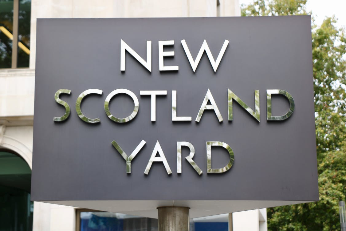 Free stock photo of london, met police, new scotland yard